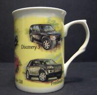 1 CLASSIC RANGE ROVER LAND ROVER Defender Fine Bone China Mug Cup Beaker