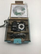 Fujifilm Finepix Ax650 Digital Camera 5X Optical Zoom 16 Mp Works +Cable