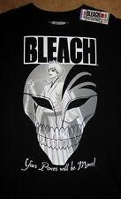 "Bleach Manga ""YOUR POWER"" T-Shirt  Size Small"