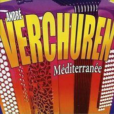 Verchuren, Andre : Mediterranee CD
