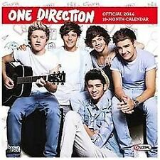 One Direction 2014 Calendar: 18 Month by Browntrout Publishers
