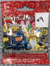 LEGO Minifigure 8831 (col07-9) TENNIS ACE-Collectible Series 7 Sports Player-NEW