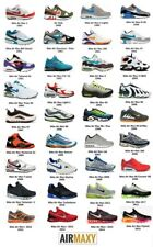 Nike Air Max History Timeline 1987-2014 A3 Poster Sneaker / Trainer Print
