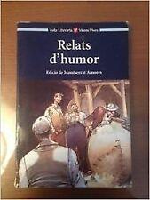 Relats D'humor. Auxiliar Batxillerat. ENVÍO URGENTE (ESPAÑA)