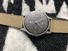 Vintage 1940s Angelus Chronodato Chronograph Watch Cal 215 REPAIR