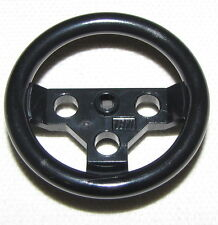 Lego New Black Technic Steering Wheel Large Piece