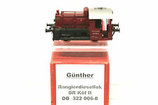 Günther Köf II der DB, sehr gut, OVP