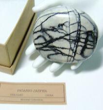 Polished PICASSO JASPER Stone Healing Rock Crystal 291g Specimen Zhejiang China