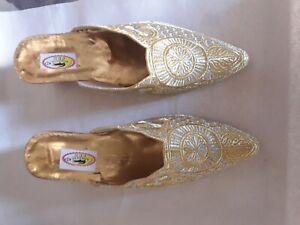 Slippers Babouche for Women Original Handmade Moroccan Tradition (balgha)