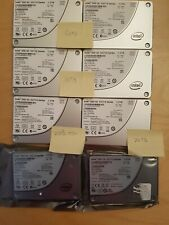 "Intel DC S3710 1,2TB SSD 2,5"" sata-3 600, used but in perfect condition"