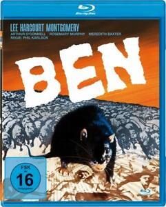 BEN - (1972) - Blu Ray Disc - Uncut...Horror..