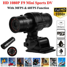 F9 1080p Mini Action Sports Camera Car Bike Motorcycle Helmet DVR Video Recorder