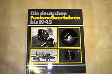Livre Die allemand Procédure de mesure radio jusqu'à 1945 Fritz
