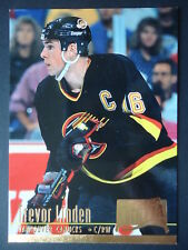 NHL 226 Trevor Linden Vancouver Canucks Fleer Ultra 1994/95