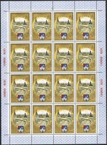 Russia B113-B120 8 sheets/16,MNH.Mi 4788-91,4810-13. Moscow-1980,Tourism-1978