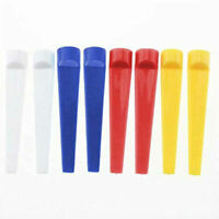 Mixed Plastic Golf Tees Strong Wedge 50 Pack 70MM Large Assorted Bright Colors