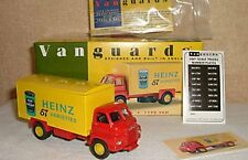 LLEDO VANGUARDS VA8000  BEDFORD S TYPE VAN diecast model HEINZ 57 varieties 1:64