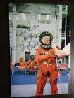 FRED LESLIE  Authentic Hand Signed Autograph 4X6 Photo - NASA ASTRONAUT