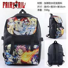 Anime FAIRY TAIL Backpack bag cosplay Student backpack Shoulder School bag