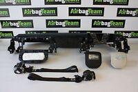 Range Rover Sport L494 Airbag Kit Dashboard Driver Passenger Seatbelts Black