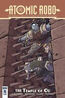 ATOMIC ROBO AND THE TEMPLE OF OD #5 (OF 5) COVER A 1ST PRINT