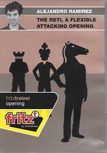 The Reti - A Flexible Attacking Opening - Alejandro Ramirez Chess DVD