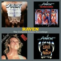 Raven - Complete Atlantic Recordings (2cd) [New CD]