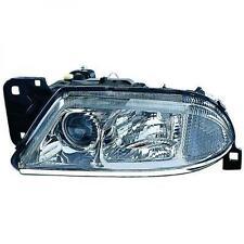 Scheinwerfer links vorne ALFA 166, 98-03 für reg elektrisch DEPO H7+HB3