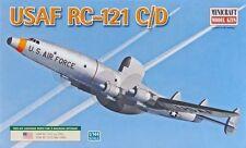 Minicraft Plastic Model Kit 14645 USAF RC-121 C/D 2 Building Options 1:144 Scale