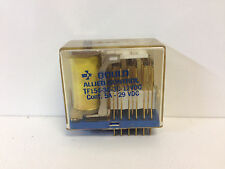 NEW OLD STOCK! GOULD ALLIED CONTROL RELAY TF154-3C-3C-12VDC TF1543C3C12VDC