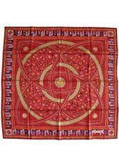 NWOT authentic HERMÈS silk scarf DONNER LA MAINE
