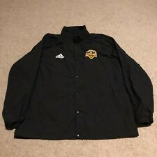 Adidas MLS Houston Dynamo Mens Size XL Soccer Rain Jacket