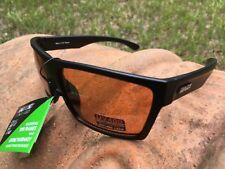 Maxx 1 2.0 HD Sunglasses black golf driving lens brown high definition