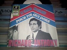 """Richard Anthony Le Grand Meaulnes Musterplatte 7"""""""