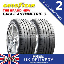 2x NEW 225 45 17 GOODYEAR EAGLE F1 ASYMMETRIC 3 91Y TYRE 225/45R17 (2 TYRES)
