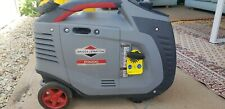 3kw generator Briggs & Stratton
