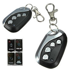 4Channel 315/433Mhz Transmitter Garage Door Wireless Remote Control Rolling Code