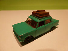 MATCHBOX  1:55?  FIAT 1500  HOLIDAY  NO=56   - RARE SELTEN - GOOD CONDITION