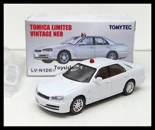 Tomica Limited Vintage NEO LV-N126a NISSAN SKYLINE 25GT-X POLICE 1/64 Tomytec