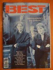 Best N° 269 du 12/1990-Prefab Sprout-Billy Idol-INXS-Le rock Espagnol-Rap cool