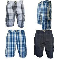 "Men`s New WRANGLER Cargo Shorts Waist Sizes 32"" to 50"" in 25 Colour Options"