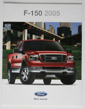 FORD F-150 2005 dealer brochure - French - Canada - ST1002000418