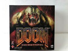 Doom das Brettspiel von Fantasy Flight Games Gesellschafts Action Abenteuer RAR