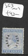 INDIA  NABHA  (PP1305B)  QV  2A  SG 3  MOG