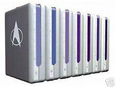Star Trek Next Generation Seasons 1-7 alemanes plata boxeo nuevo embalaje original sealed OOP