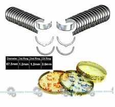 94-06 Lexus ES300 RX300 3.0L 1MZFE 24V RINGS SET + MAIN + ROD ENGINE BEARINGS