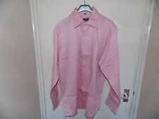 Gents Button Up, Long Sleeve, Striped Shirt size L, 16.5inch Collar from Le Bond