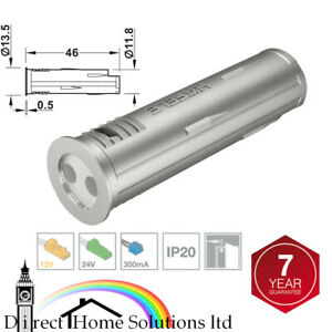 Hafele Loox LED Door Sensor Switch Modular For Use With Loox Lights 833.89.128
