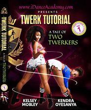 Twerk Tutorial Volume 1 - A Tale of Two Twerkers. The Original and Best Twerking