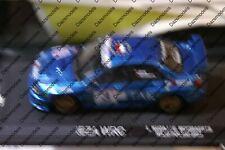 Ixo Code 3 Subaru Impreza WRC Rajd Polski 2003 L.Kuzaj